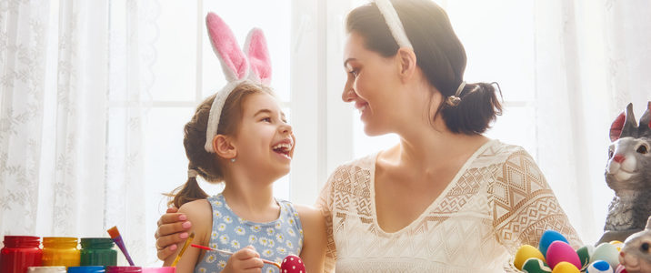 Celebrate Easter in Arlington with Randol Mill West